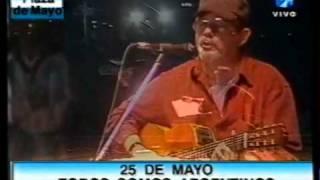 Silvio Rodriguez - Playa Giron En vivo Plaza de Mayo 25 de Mayo de 2004