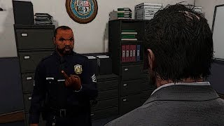 Хулио Педросо #3 / Собака, тренировка под грибами и безумие в полицейском участке / GTA 5 RP
