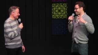 Jim Meskimen & Ross Marquand The IMPRESS ME Guys, Live in Hollywood!