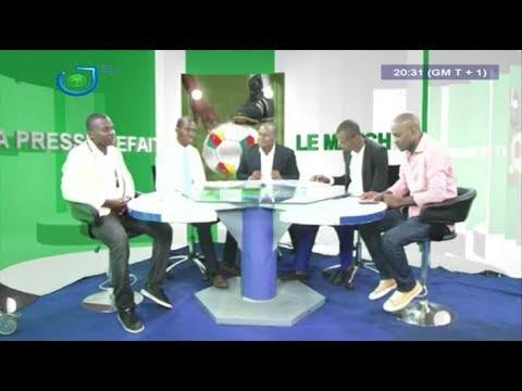 LA PRESSE REFAIT LE MATCH - (MTN ELITE 1 - DAY 8) - Tuesday 20th March 2018 - Host : Henry WANA TEKE