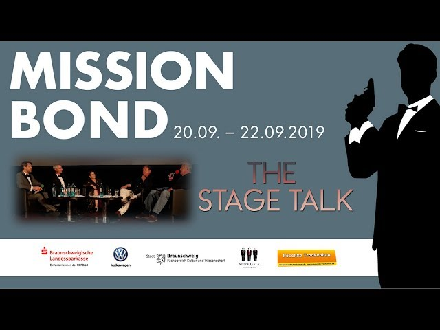MISSION BOND 2019 - The Stage Talk