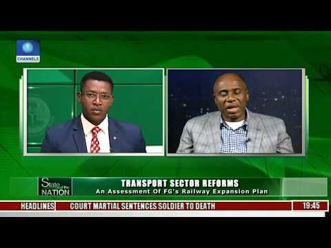 State Of The Nation: Amaechi Insists Eastern Nigeria Not Excluded From Railway Expansion Plan