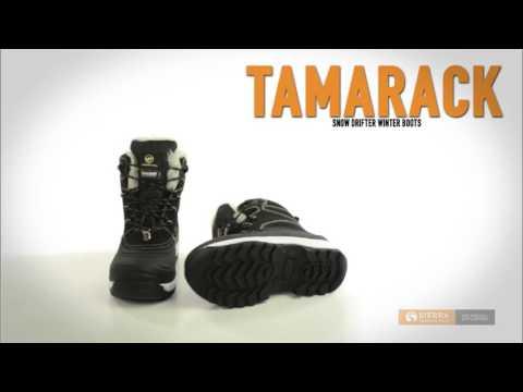 Tamarack Snow Drifter Winter Boots - Waterproof, Insulated, Leather (For Women)