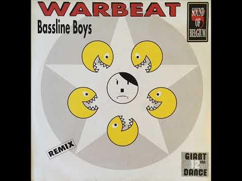 BASSLINE BOYS War Beat (Fick Fick Fraülein Blitz Krieg Mix)