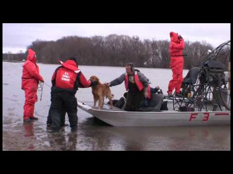 Coast Guard assists U.S. Fish and Wildlife Service with evac
