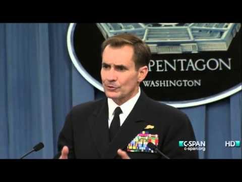 Pentagon: After 310 Air Strikes, 'ISIL Remains A Very Potent Force'