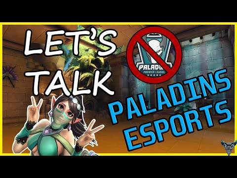 Paladins Tier List 2020.Paladins Pro Paladins Esports In 2020 Let S Talk