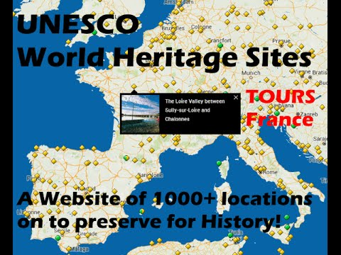 World Heritage Site Tours France, Loire Valley
