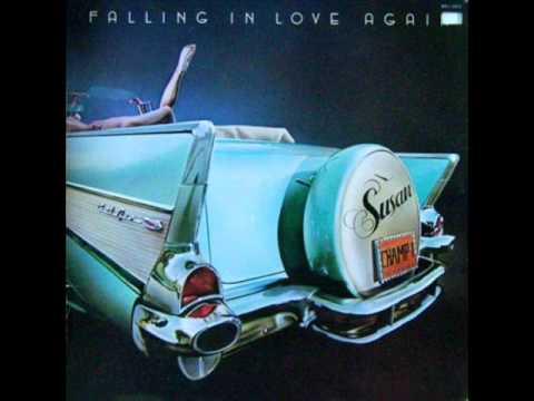 Susan - Falling In Love Again 1979 (FULL ALBUM)  [AOR/Melodic Rock]
