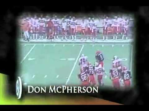 CFBHoF Member Don McPherson