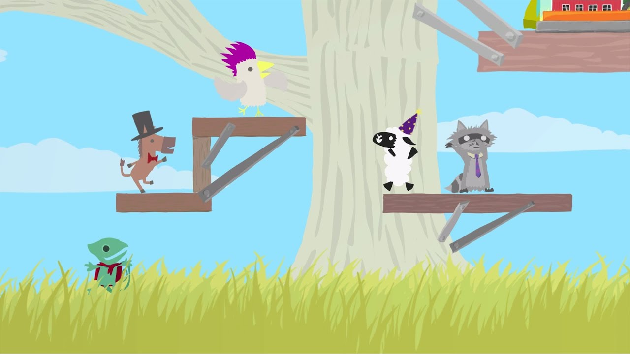 Ultimate Chicken Horse Download