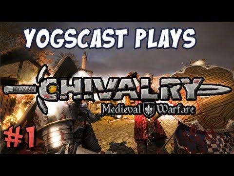 Chivalry: Medieval Warfare - Crossing Blades