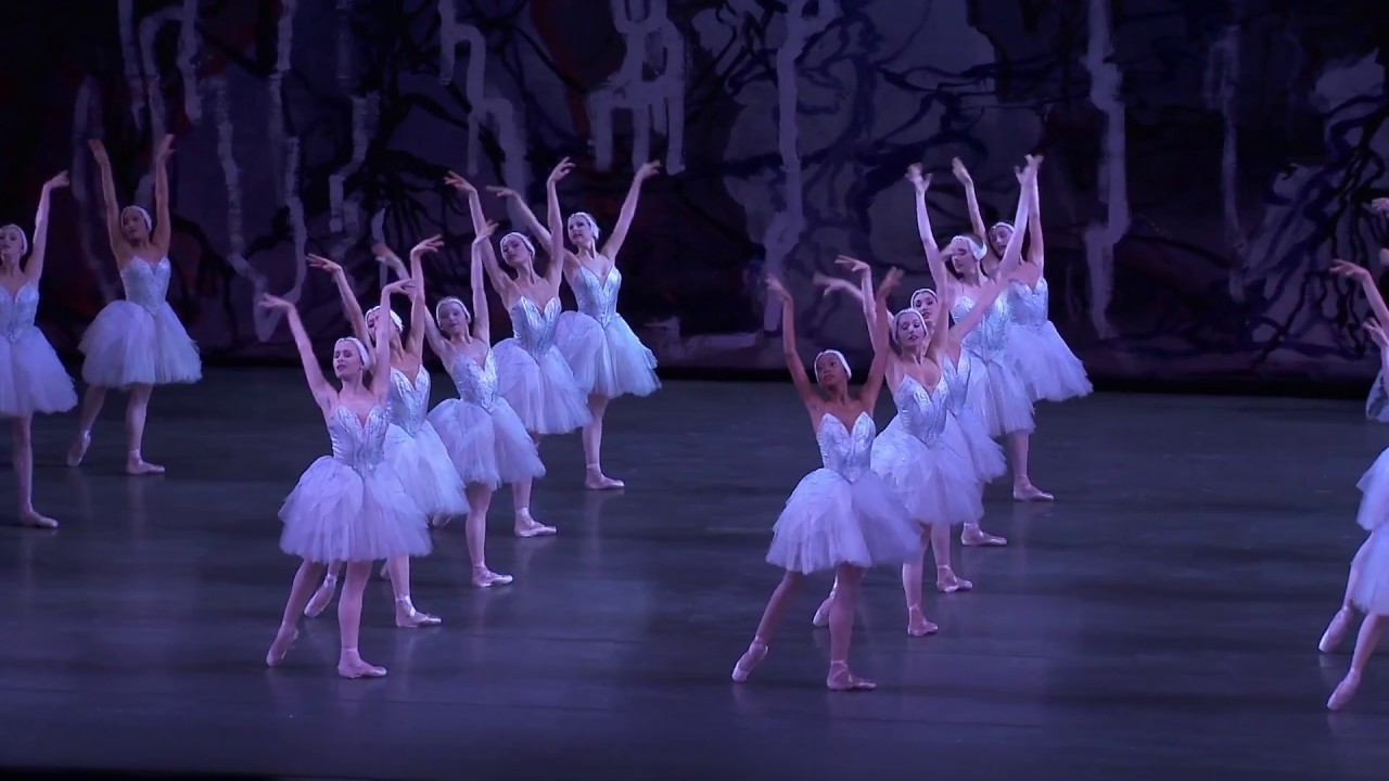 Laine Habony on Peter Martins' SWAN LAKE: Anatomy of a Dance