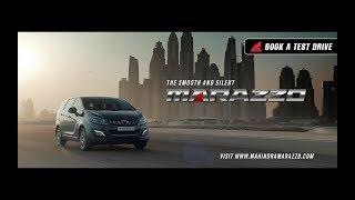 Mahindra Marazzo | India's safest and most awarded MPV.