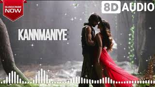 Kannmaniye | 8D Song | Pailwaan Kannada | Kichcha Sudeepa | Use Headphones