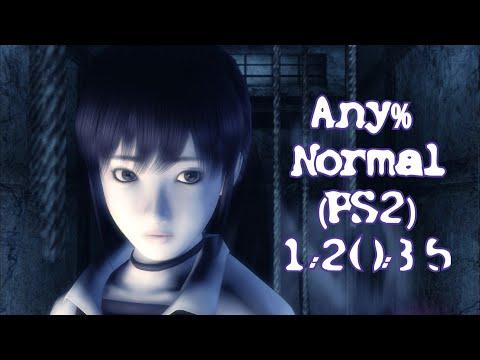 "Fatal Frame Any% Normal Speedrun (PS2) ""1:20:35"""