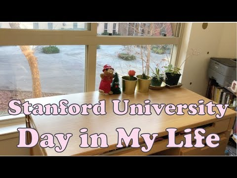 Stanford Day in My Life [Weekend]