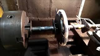мИФ о железе на  магнитном роторе аксеального генератора