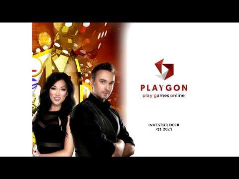 Playgon Games Inc. (TSX-V: DEAL) (OTCQB: PLGNF) Webcast | SNN Network