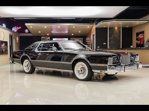 1976 Lincoln Continential For Sale Youtube