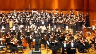 Carl Orff- Carmina Burana, I. O Fortuna (LaGuardia Arts)