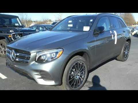 New 2019 Mercedes-Benz GLC Little Rock AR Fayetteville, AR ...