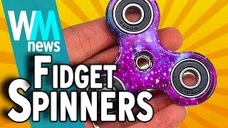 Fidget Spinners! 5 Things You Might Not Know!