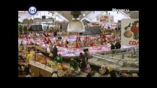 Даниловский рынок. Часть 1
