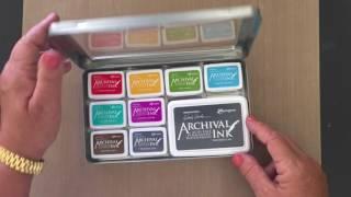Wendy Vecchi Mini Archival Tin