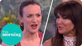 Fiery Debate Breaks Out About Whether Women Should Shave Their Armpits | This Morning thumbnail