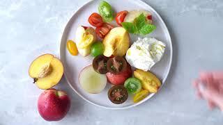 This nectarine & mozzarella salad is divine | Food | Woolworths SA