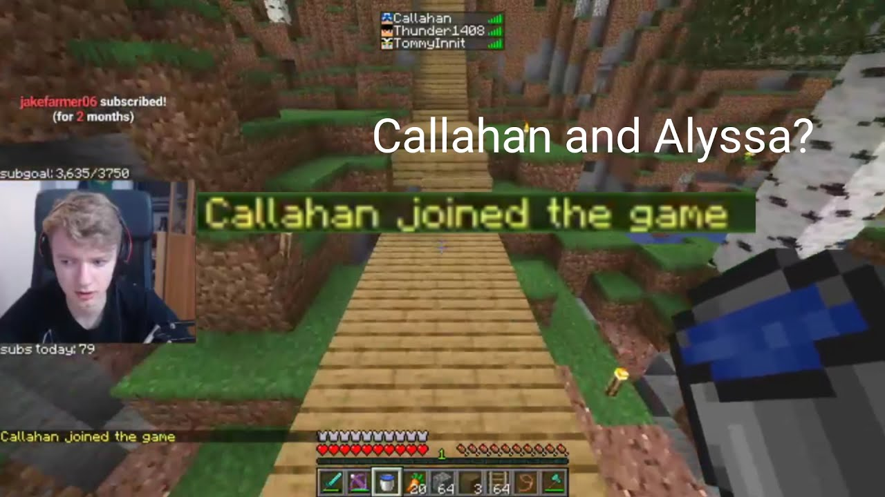 Download Tommy meets Callahan for the first time (Dream SMP)