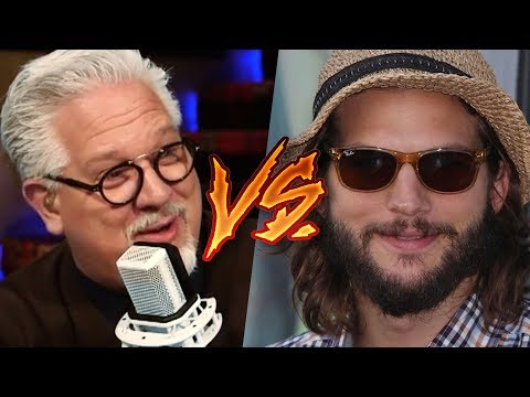 Glenn Beck Schools Ashton Kutcher On Guns Stats
