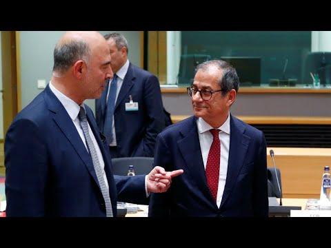 Comissão Europeia inicia procedimento por défice excessivo contra Itália