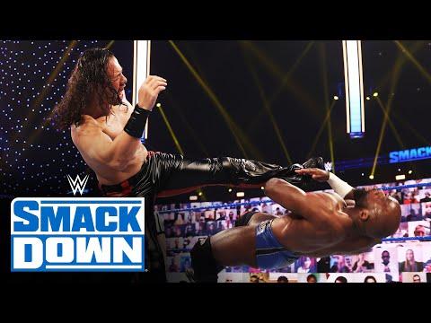 Shinsuke Nakamura vs. Apollo Crews: SmackDown, Feb. 19, 2021