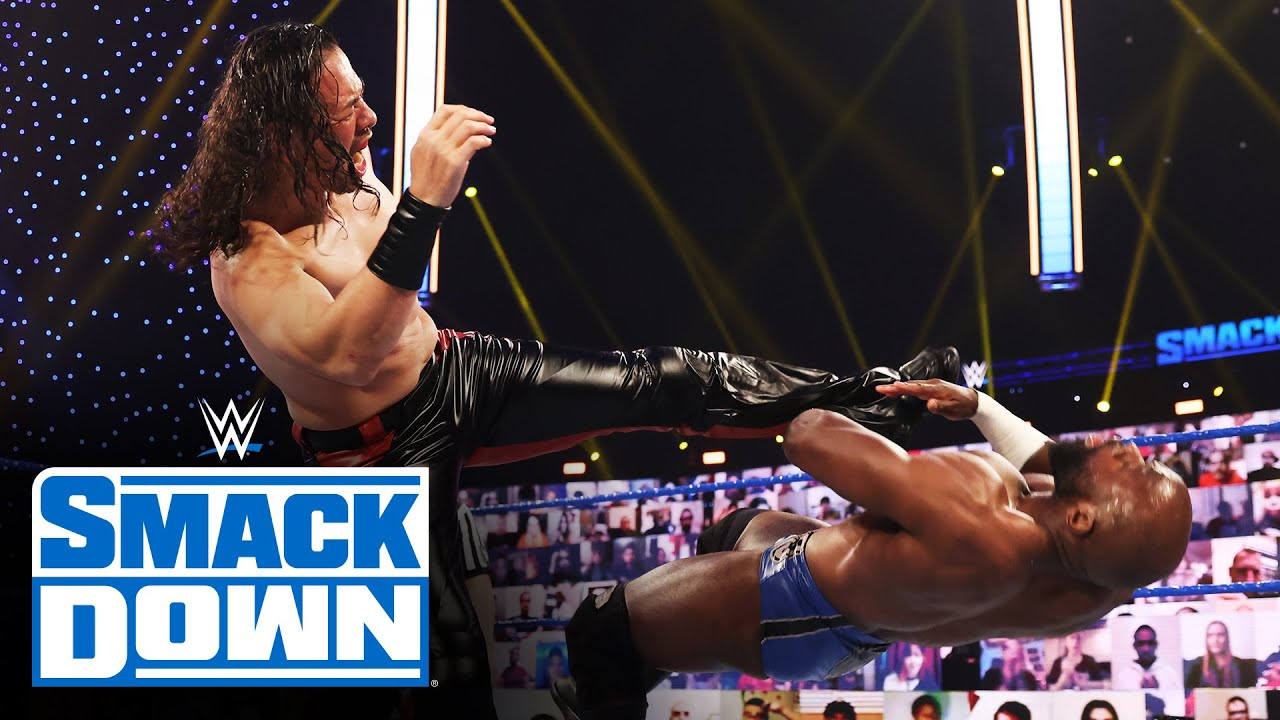 Shinsuke Nakamura vs. Apollo Crews: SmackDown, Feb. 19, 2021