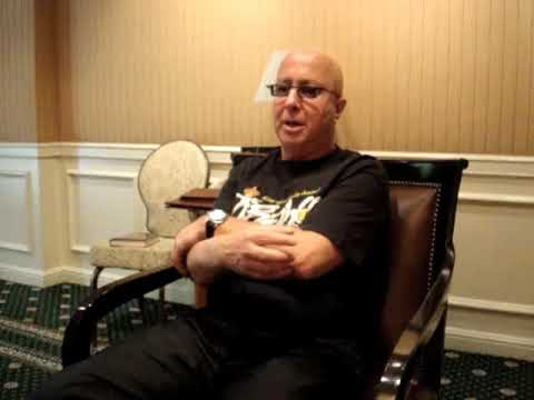 Paul Shaffer on Andy Kaufman