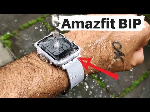 How to Change & Install Amazfit Bip Watch Face Easily by