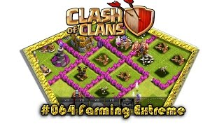 Let's play Clash Of Clans #064 - Farming Extreme I [Deutsch / German][LP iOS IPhone]