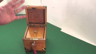 Hms Victory Tea Caddy