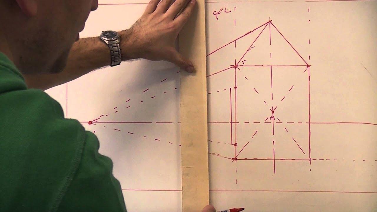 Design mavo 1 hangplek perspectief hoe teken ik een huis youtube - Hoe je je huis regelt ...