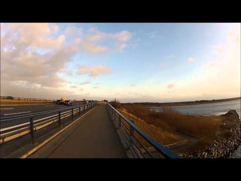 GoPro Hero 2 footage of outer Copenhagen area