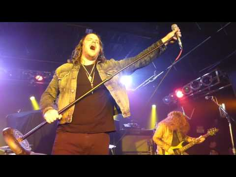 Caleb Johnson - Devil's Daughter - Flint, MI - March 25, 2017