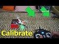 How to calibrate quadcopter (Syma X5C, Basic Tutorial)