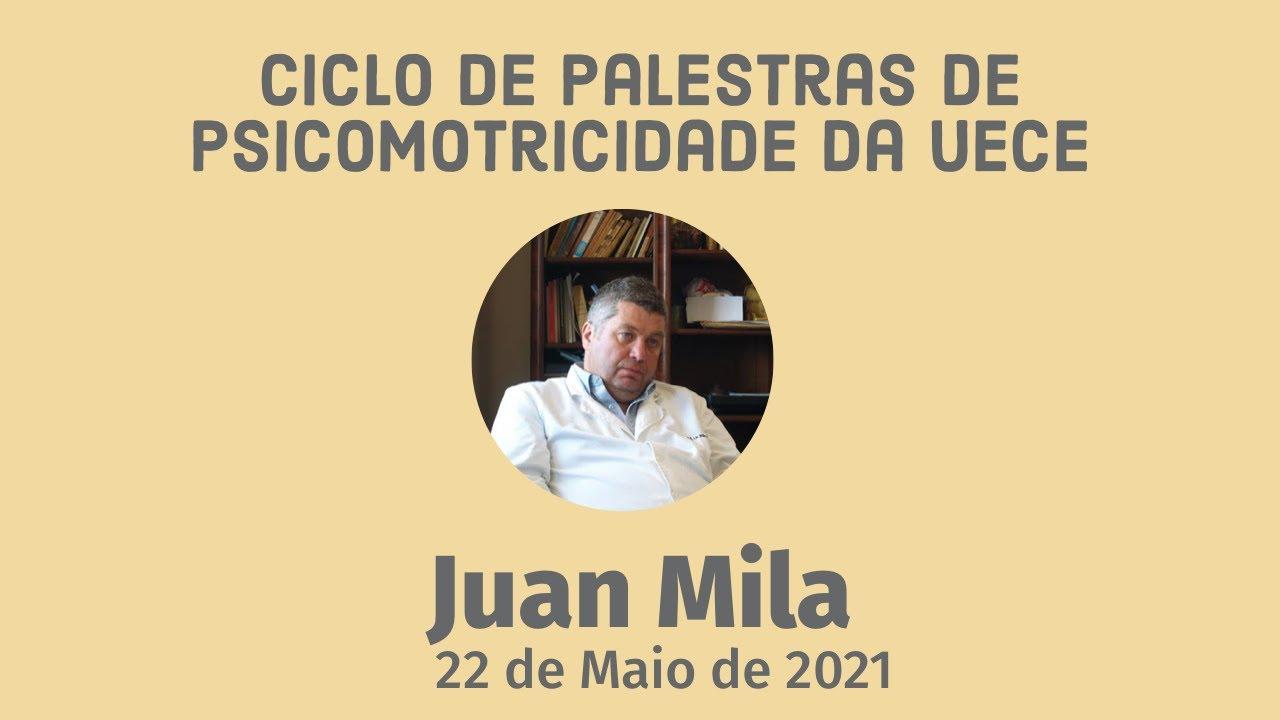 [VIDEO] Íntegra da palestra de Juan Mila
