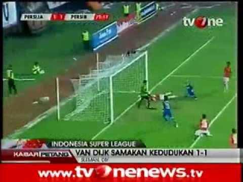 PERSIJA vs PERSIB 1-1 (Stadion Maguwoharjo, Sleman) 28-08-2013