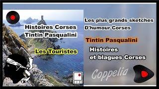 TINTIN PASQUALINI  - HUMOUR ET BLAGUES CORSES - COPPELIA OLIVI