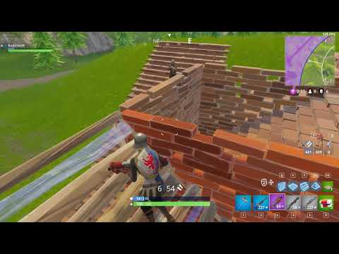 Fortnite BR SOLO WIN shotgun KO's