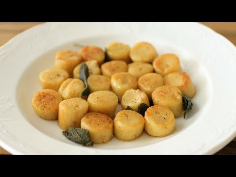 Parisian Gnocchi Recipe How to Make Cheese Gnocchi