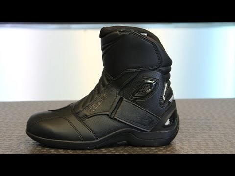 Alpinestars Gunner Wp Boots Motorcycle Superstore Youtube